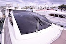 Azimut-48 ATLANTIS 2013-Spectrum Miami-Florida-United States-View into Cockpit from Starboard Bow-369635 | Thumbnail