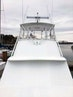 Hatteras-36 Convertible 1977-Hi Ho Beaufort-South Carolina-United States-Foredeck Looking Aft to Flybridge-372169 | Thumbnail