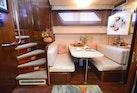 Hatteras-Motor Yacht 1987-I One Jacksonville-Florida-United States-Dinette-920151 | Thumbnail