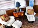 Hatteras-Motor Yacht 1987-I One Jacksonville-Florida-United States-Salon Seating Port-920141 | Thumbnail