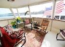 Hatteras-Motor Yacht 1987-I One Jacksonville-Florida-United States-Aft Deck Stbd-920134 | Thumbnail