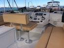 Mainship-390 Trawler 2001-Free Bird St. Petersburg-Florida-United States-Flybridge Helm Area-1181671 | Thumbnail