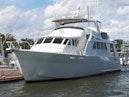 Custom Carolina-Motor Yacht 2000-Intermission Wrightsville Beach-North Carolina-United States-Port Bow-1041379 | Thumbnail