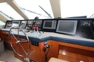 Hatteras-Enclosed Bridge 2002-El Bohemio Miami-Florida-United States-Flybridge Helm-369541   Thumbnail