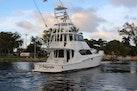 Hatteras-Enclosed Bridge 2002-El Bohemio Miami-Florida-United States-Aft Quarter-369568   Thumbnail