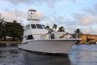 Hatteras-Enclosed Bridge 2002-El Bohemio Miami-Florida-United States-Bow-369529   Thumbnail