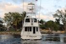 Hatteras-Enclosed Bridge 2002-El Bohemio Miami-Florida-United States-Stern-369530   Thumbnail