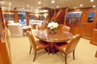 Offshore Yachts-80/85/90 Voyager 2021 -Taiwan-Salon Looking Aft-1027199 | Thumbnail
