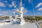 Shadow-Marine Expedition Mothership  Allure Class 2007-Global Ft. Lauderdale-Florida-United States-Mast with Electronics and Horn-919133 | Thumbnail