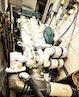 Sea Ranger-56 Motor Yacht 1987-Déjà Vu Too Stuart-Florida-United States-Starboard Engine-920203 | Thumbnail