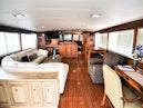 Sea Ranger-56 Motor Yacht 1987-Déjà Vu Too Stuart-Florida-United States-Salon Looking Forward-920175 | Thumbnail