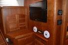 Sabre-42 Salon Express 2016-Rowe Boat Jacksonville-Florida-United States-Master Stateroom TV-924729 | Thumbnail
