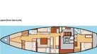 Custom-John Walsh Expedition Schooner 1988-Quest Ft. Lauderdale-Florida-United States-Layout Drawing-924068 | Thumbnail