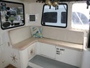 Evans & Sons-50 Flybridge 2007-Thats Right Ocean City-Maryland-United States-Port Seating in Salon-929312 | Thumbnail