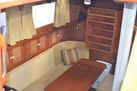 Antigua-CSY 44 1988-Sapphire Riviera Beach-Florida-United States-Inside Cabin Dining Area with Plenty of Storage-919704   Thumbnail