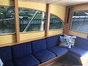 Custom-Richards 48 Convertible 1998-PIPE DREAM Pensacola-Florida-United States-Salon Starboard Seating-1480843 | Thumbnail