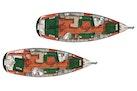 Tartan-4300 2021 -Anacortes-Washington-United States-Deck Plans-972005 | Thumbnail