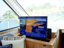 Riviera-4400 Sport Yacht 2009-Soul Mates Long Island-United States-Helm Deck Pop Up TV-1062568   Thumbnail