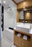 Dyna Yachts-Flybridge 2021 -Florida-United States-Master Stateroom Head and Shower-1065897   Thumbnail