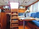 Nauticat-40 1985-Aurora Palm City-Florida-United States-Companionway-1070735 | Thumbnail