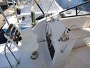 Hatteras-60 Flybridge 1979-Sea Horse Daytona Beach-Florida-United States-Aft Controls-1070373 | Thumbnail