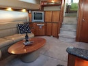 Meridian-408 Aft Cabin 2004-Triple Play Red Wing-Minnesota-United States-Starboard Salon Looking Aft-1073006 | Thumbnail