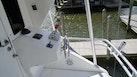 Viking-65 Enclosed Bridge Convertible 2001-TalkN Trash Orange Beach-Alabama-United States-Exterior Controls-1075831 | Thumbnail