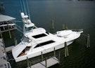 Viking-65 Enclosed Bridge Convertible 2001-TalkN Trash Orange Beach-Alabama-United States-Profile-1075796 | Thumbnail