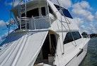 Viking-65 Enclosed Bridge Convertible 2001-TalkN Trash Orange Beach-Alabama-United States-Starboard Aft Quarter-1075805 | Thumbnail