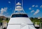 Viking-65 Enclosed Bridge Convertible 2001-TalkN Trash Orange Beach-Alabama-United States-Tower-1075803 | Thumbnail