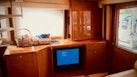 Viking-65 Enclosed Bridge Convertible 2001-TalkN Trash Orange Beach-Alabama-United States-Salon-1075842 | Thumbnail