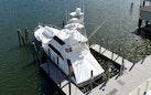 Viking-65 Enclosed Bridge Convertible 2001-TalkN Trash Orange Beach-Alabama-United States-Stern-1075799 | Thumbnail