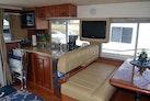 Mainship-395 Trawler 2010-Stargazer Daytona Beach-Florida-United States-Dining Galley And Salon TV-1167086 | Thumbnail