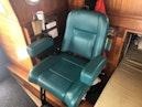 Custom-Durbeck North Sea Trawler 1982-Phoenix Wickford-Rhode Island-United States-Helm Chair-1078223 | Thumbnail