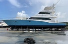Sea Force IX-Sport Fisherman 2010-Silky Stuart-Florida-United States-Bottom Job, Detail & Wax, New Blue Stripe Added  June 2021-1697539   Thumbnail