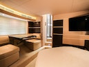 Azimut-Flybridge 2014 -Stuart-Florida-United States-Owners Suite with Setttee and Vanity-1079069 | Thumbnail