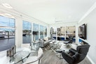 Global Boatworks-Luxury House Yacht 2017-Luxuria Ft. Lauderdale-Florida-United States-Salon and Dining-1080777 | Thumbnail