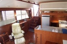 Island Gypsy-Aft Cabin Motoryacht 1997-PAINT BY NUMBER Stuart-Florida-United States-Saloon and Galley to Rear-1081708 | Thumbnail