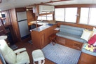 Island Gypsy-Aft Cabin Motoryacht 1997-PAINT BY NUMBER Stuart-Florida-United States-Saloon and Galley to Port-1081706 | Thumbnail