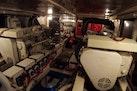 Island Gypsy-Aft Cabin Motoryacht 1997-PAINT BY NUMBER Stuart-Florida-United States-Engine Room-1081738 | Thumbnail