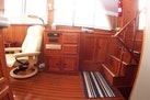 Island Gypsy-Aft Cabin Motoryacht 1997-PAINT BY NUMBER Stuart-Florida-United States-Galley to Starboard Saloon-1081707 | Thumbnail