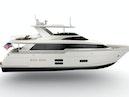 Hatteras-M75 Panacera 2022 -Cape May-New Jersey-United States-Line Drawing-1084107 | Thumbnail