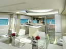 Hatteras-M75 Panacera 2022 -Cape May-New Jersey-United States-Salon and Galley-1084102 | Thumbnail