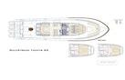 Gulf Stream Yachts-Tournament Edition 2022 -Tampa-Florida-United States-Deck Layout-1134627 | Thumbnail