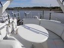 Carver-450 Voyager Pilothouse 1999-Carolina Cajun Beaufort-North Carolina-United States-Flybridge Looking to the Stern-1093063 | Thumbnail