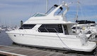 Carver-450 Voyager Pilothouse 1999-Carolina Cajun Beaufort-North Carolina-United States-Port Side at the Dock-1093073 | Thumbnail