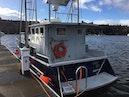 Webbers Cove-1966/2004 Custom Trawler 1966-Deja Bleu Bainbridge Island-Washington-United States-Port Stern View-1095696 | Thumbnail