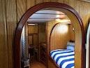Webbers Cove-1966/2004 Custom Trawler 1966-Deja Bleu Bainbridge Island-Washington-United States-Passageway Detail-1409609 | Thumbnail