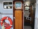 Webbers Cove-1966/2004 Custom Trawler 1966-Deja Bleu Bainbridge Island-Washington-United States-Looking Fwd From Cockpit-1409607 | Thumbnail