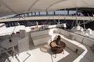 Hatteras-61 Motoryacht 1980-Piece A Cake Ft. Pierce-Florida-United States-Flybridge Entertainment Seating-1094535 | Thumbnail